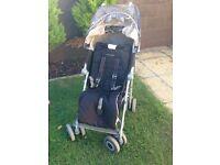 maclaren techno xlr stroller / buggy/ pushchair