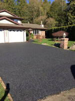 Brand New Rubber Surfaced Driveway from only $6 per sq ft !!!!!!