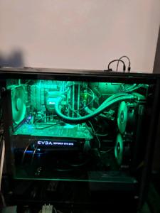 Custom built gaming PC bundle!!