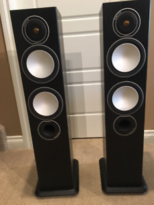Monitor Audio Silver 6 - HiFi Tower Speakers
