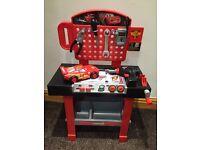Disney cars mechanic set