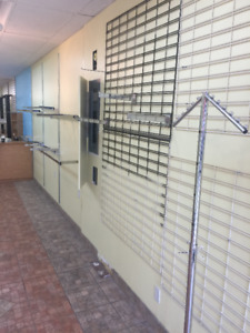 Store closing - Wall fixtures for sale!