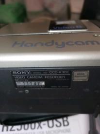 Sony handy cam video 8