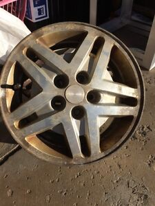 "15"" Alloy Rims"