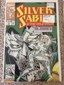 Silver Sable & the Wild Pack Comics  London Ontario image 2
