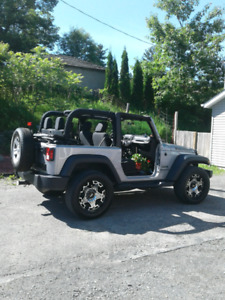 Mage pour JEEP WANGLER sport