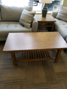 Coffee table and 2 end tables 51290337