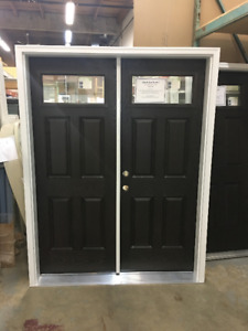 Exterior Entry Door - Double Door(s) ** Price Drop**