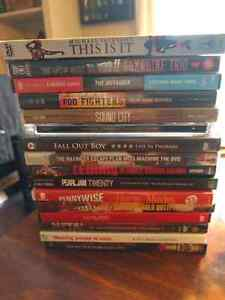 Misc. Music DVDs