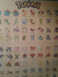 Wanted  Pokemon cards  to trade or buy