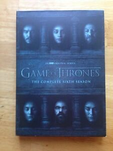 Game Of Thrones Season 6 DVD Set