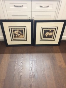 2 Alicia Soave Numbered-signed prints-**reduced**$45
