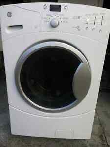 GE front load washing machine