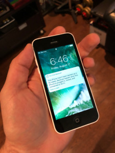 iPhone 5c (Great Condition) 16GB - WHITE