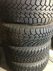 "Excellent Condition 16"" Winter Tires/Rims"