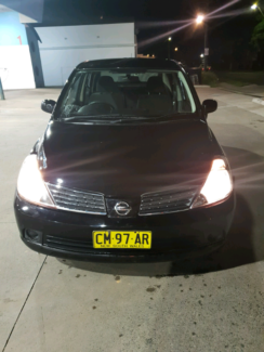 2008 Nissan Tiida ST L Yagoona Bankstown Area Preview