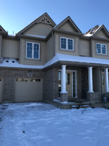 3 Bedroom+3Washroom Brand New Home for rent in Welland