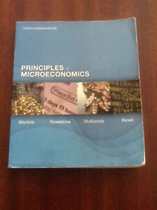 Principles of Microeconomics, 4th Canadian Edition