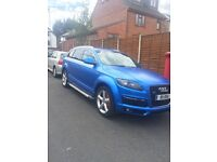 Audi Q7 3.0 TDI S Line ONE OF A KIND! BEST LOOKING Q7 AROUND *HPI CLEAR*