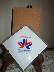COMMONWEALTH GAMES Drink Coasters