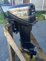 1989 Johnson GT10 Outboard