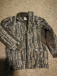 Boys size 12 winter coat and matching snow pants