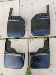 Jeep Wrangler  Mud Guards