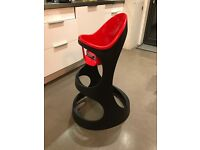 Designer looking high chair (from Ikea!) £15