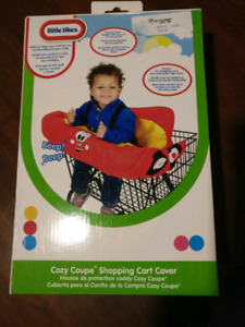 Cozy Coupe Shopping Cart Cover