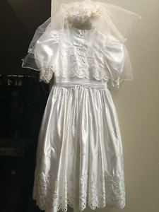 Holy Communion dress (size: unknown)