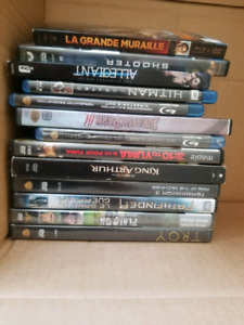 $4 a DVD/Blue Ray