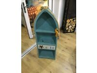 Decrotive boat for bathroom with draw bought from Ikea U.K.