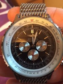 Breitling Navitimer 46mm face automatic for sale