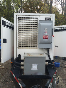 120 KW Portable Gen Set (Whisperwatt 150) Peterborough Peterborough Area image 1