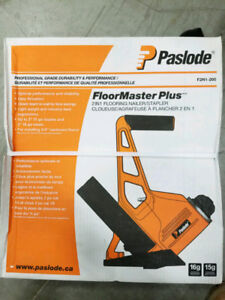 Paslode Pneumatic Flooring Tool *NEW*