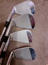Mizuno mp58 irons 4 to pw