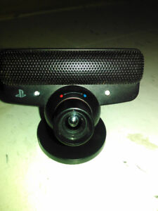 sony move camera for PS3