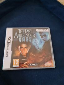 The last airbender DS