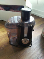 juicer,bread maker & chafing dish- all 3 for $100