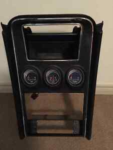 1971 - 1973 Mustang Centre Console Guage Package