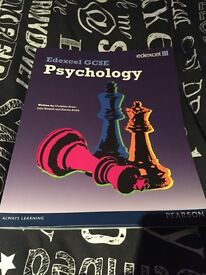Brand new psychology book