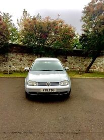 Volkswagen Golf MK4 2litre GTI