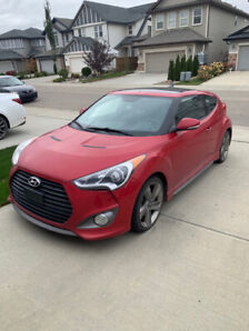 2015 Hyundai Veloster Turbo FULLY LOADED sports edition
