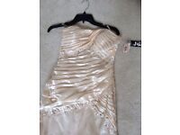 New With Tags Womans Jump Aparrel Dress Size 6 Wedding/Bridesmaid/Dress/Prom/Elegant/Evening