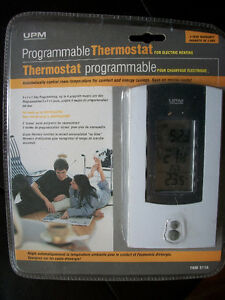 Programmable Thermostat   (New in package) NEW PRICE