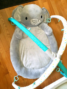 Elephant Activity Play Mat