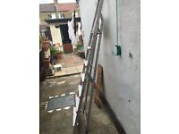 6 step aluminium ladder