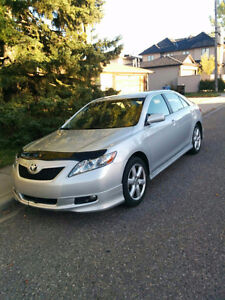 2007 Toyota Camry, Automatic transmission, 118k kms, Active titl