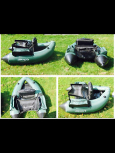 X2 Fish Cat Deluxe Float Tube fishing  Floating Chair Boat