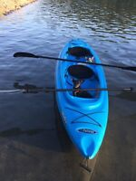 Tandem kayak, used a few times